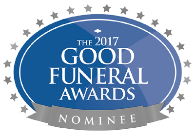 Good Funeral Awards Nomination 2017