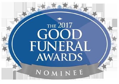 Good Funeral Awards Nomination 2017